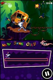 Earthworm jim dsiware