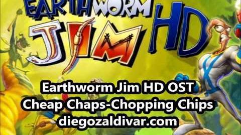 Earthworm Jim HD Music - Cheap Chaps-Chopping Chips-0