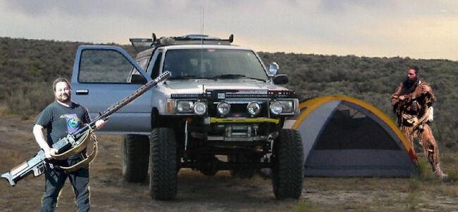 Yeti campsite