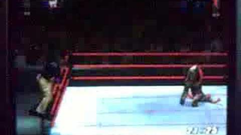 SvR06 Double Team Toss and Spear