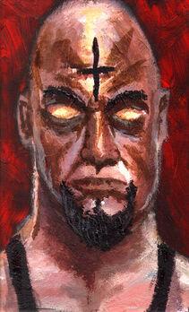 Painting-deadman