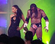 Booker T & Sharmell Chicago IL 101208