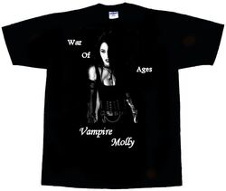 T shirt-molly