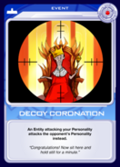 Decoy Coronation