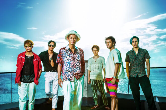 EXILE THE SECOND - Summer Lover promo