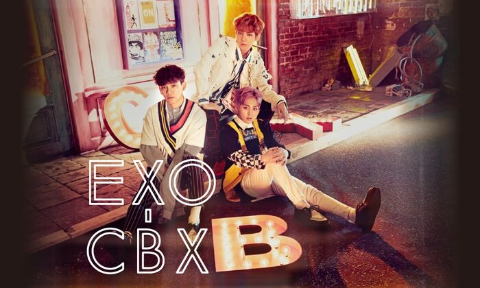 EXO-CBX Girls promotional