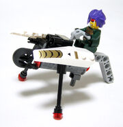 Mini Rocket Speeder