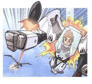 The Gate Defender versus an Iron Condor