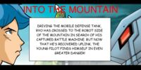 Comic 16: Into the mountain