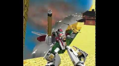 Exo-Force - Golden Guardian