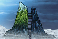 Sentai Mountain (Golden City Era)