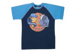 Exo-Force Navy Children's T-shirt