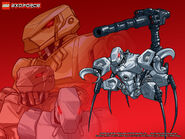 Exo-wallpaper-robots