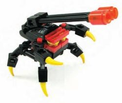 Mini Scorpion Bot