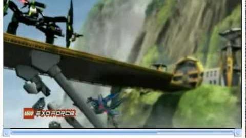 LEGO Exo-Force - Sentai Fortress Striking Venom Commercial