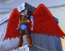 Warrior-eagle
