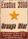 Card orangestar