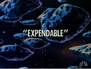 Expendable title