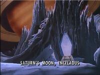 Enceladus base