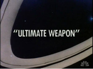 Ultimate weapon titlecard
