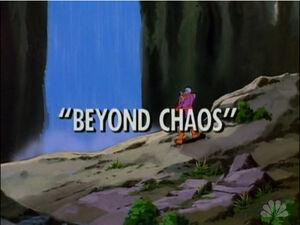 Beyond Chaos titlecard