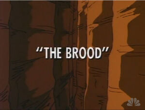 The Brood titlecard