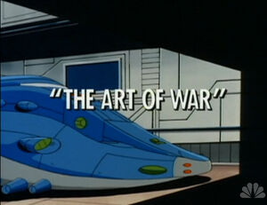 The Art of War titlecard