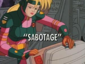 Sabotage titlecard