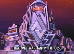 Martian Whitehouse