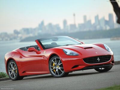 Ferrari-California 2009 800x600 wallpaper 02