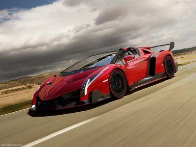 Lamborghini-Veneno Roadster 2014 800x600 wallpaper 01