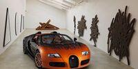 2012 Bugatti Veyron Grand Sport Bernar Venet