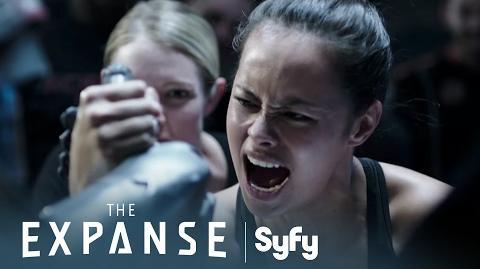 THE EXPANSE Inside Season 2 Premiere Syfy