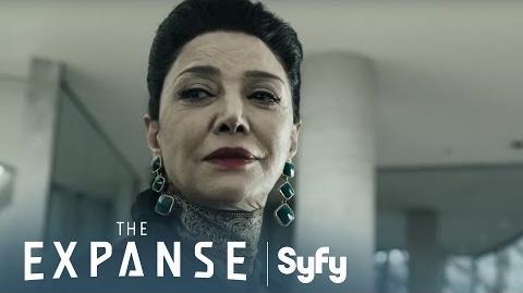 THE EXPANSE Season 3 Teaser Syfy
