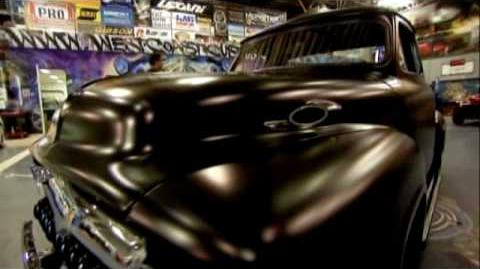 West Coast Customs - Stallone's '55 Ford - Part 6