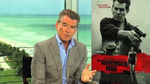 Pierce Brosnan On Returning To Action & Joining Expendables 4
