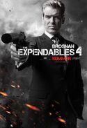 A 007 Brosnon Expendables 4 poster fanmade