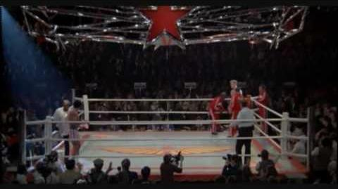 Rocky VS Drago rocky 4 HD