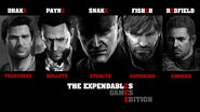 The expendables games edition by poser96-d5c87lh