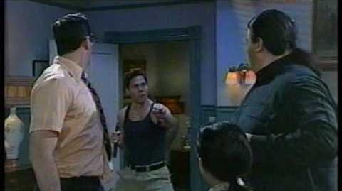 Steven Seagal and Van Damme