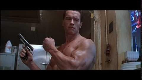 Video Terminator 2 Judgment Day Arnold Schwarzenegger