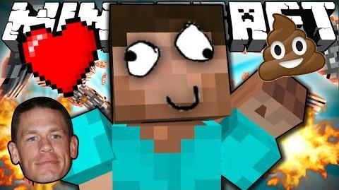 If Minecraft was INSANITY