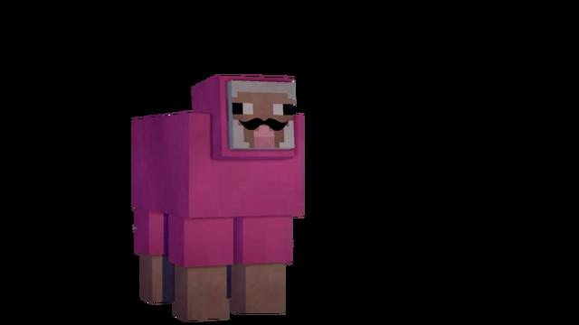File:Pink sheep.png