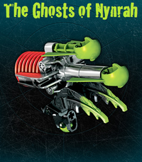 The Ghosts of Nynrah