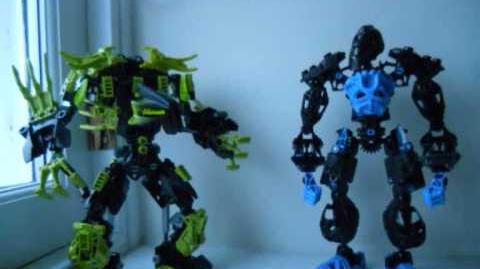 Bionicle Guy Short - Flapjacks