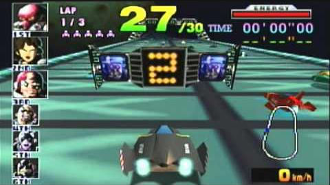 F-Zero X - Gameplay - Nintendo 64