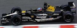 Minardi PS01 Alonso