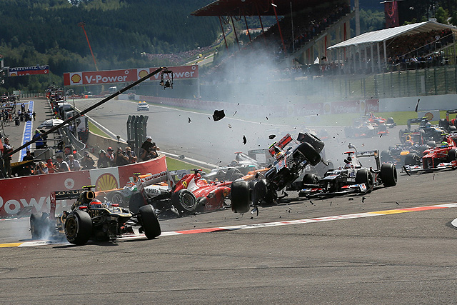 File:2012 Belgian Grand Prix First Lap Accident.jpg