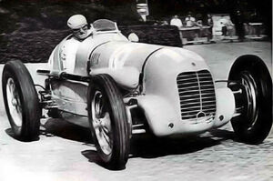 Étancelin 1936 Swiss GP