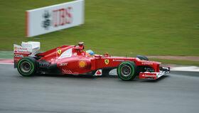 Fernando Alonso F2012 Silverstone